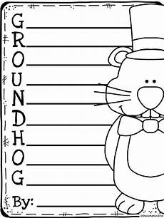 groundhog day printables freebie groundhog day activities groundhog day writing activities