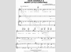 have yourself a merry little christmas pdf