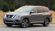 Review 2017 Nissan Pathfinder