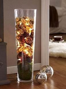 weihnachtliche deko im glas lichterkette dekorieren 6 weihnachtliche ideen advent