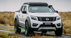 nissan could launch a sporty navara to rival the ford