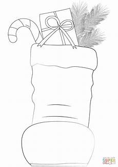 Malvorlagen Weihnachten Stiefel Santa Claus Boots Coloring Page Free Printable Coloring