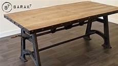 Table Industrielle La Table Industrielle Extensible