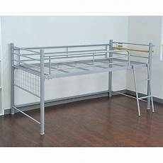 Mid Hight Metal Bed Frame With Storage Space Bib 012 Buy