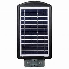 new 20w 40w 60w led wall street solar light radar