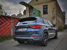 Seat Cupra 300 Ps Allrad - testbericht cupra ateca 300 ps tsi mit allrad auto