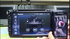 2 Din Car Dvd Player Volkswagen Vw In Dash Gps Navigation
