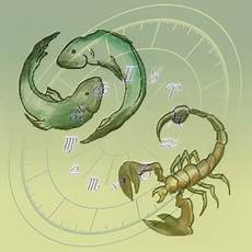 Skorpion Fische Beziehungen Liebe Beruf Familie