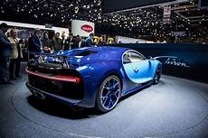 2018 Bugatti Chiron Picture 668283 Car Review Top Speed