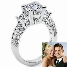 engagement rings seen on the bachelor and the bachelorette