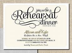 Who Is Invited To The Wedding Rehearsal Dinner