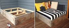 Outdoor Lounge Selber Bauen - turn your patio into a stylish outdoor lounge