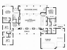 mascord house plan contemporary house plan 1258 the saddleridge 2798 sqft 3