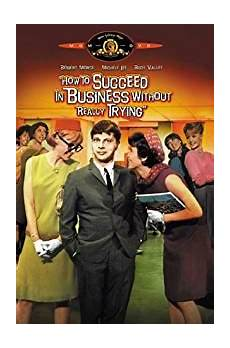 com how to succeed in business without really trying robert morse rudy