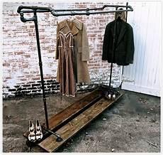 Kleiderstange Aus Rohren - transformed racks on racks camille styles