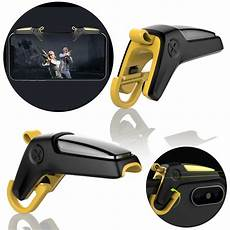 Joystick Shooter Button Trigger Gamepad by 1 Pair Mobile Controller Trigger Aim Button For Pubg