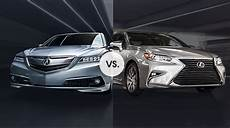 comparison lexus es 350 vs acura tlx friendly acura of middletown