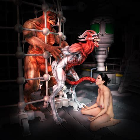 Nurse Nancy Alien Sex Game
