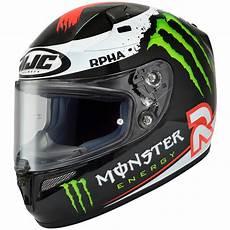 Hjc Rpha 10 Helmet Lorenzo Rep Mc 1 Sunstate