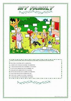 family chores reading 2 pages worksheet free esl printable worksheets made by teachers