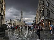 Wetter In Belgien - just after the great market brussels belgium