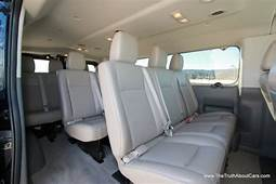 Review 2013 Nissan NV3500 HD SL 12 Passenger Van Video