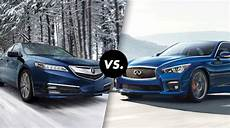 comparison 2017 acura tlx 2017 infiniti q50 friendly