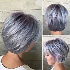 50 grau silber haarfarbe ideen im jahr 2019 haarfarben