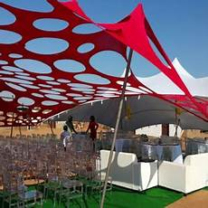stretch tents with holes south africa
