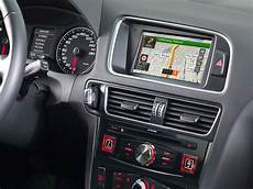 advanced navi station alpine style product for audi q5