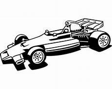 Malvorlagen Rennauto Formel 1 Formel 1 Wagen Wandtattoo Rennauto Wandaufkleber