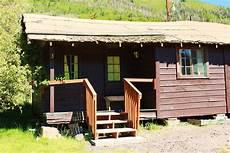 fishing cabins rental cabins at fish lake utah rustic 6 person cing