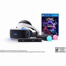 playstation vr launch goggles controller