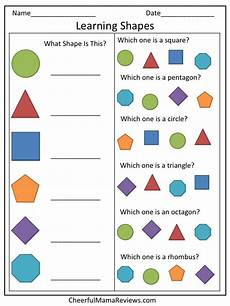 learning shapes worksheets free 1177 preschool worksheet learning shapes toddler worksheets