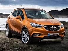 Configuratore Nuova Opel Mokka X E Listino Prezzi 2017