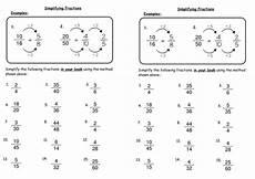 simplifying fractions worksheet for grade 5 4236 fourth grade simplifying fractions worksheet free worksheets sles