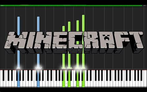 Minecraft Piano Synthesia
