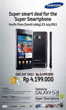 promo smartphone samsung galaxy s2 jagat review