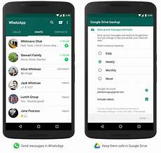 für whatsapp whatsapp ab sofort offiziell mit backup option via
