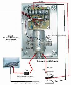 trombetta mxq 700 4 solenoid wiring diagram