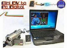 lettore cassette mini dv minidv player recorder kit convert copy mini dv to dvd
