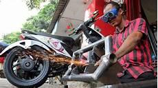 Modifikasi Motor Bebek Jadi Roda Tiga by Bengkel Modifikasi Motor Roda Tiga Di Surabaya
