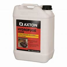 Hydrofuge Pour Mortier Axton 5 L Blanc Leroy Merlin