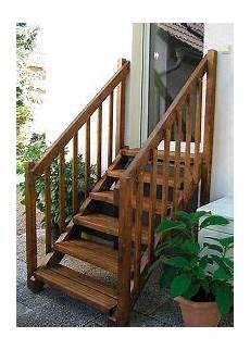 Treppengeländer Holz Bausatz - au 223 entreppe holz treppe aussen holzau 223 entreppe