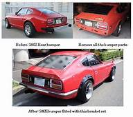 Details About Datsun 240Z Rear Bumper Conversion Light