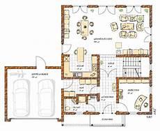Rensch Haus Stra 223 Burg House Grundriss Au 223 En Grundriss