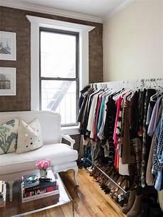 Bedroom Clothes Storage Ideas by 12 No Closet Clothes Storage Ideas Room Makeovers To