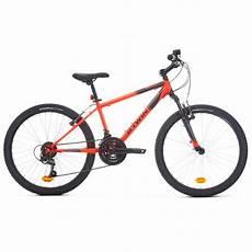 b rockrider 500 mountain bike orange 24 quot