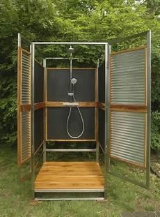 Outdoor Dusche Sichtschutz Garten Gartendusche Sichtschutz