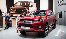Tougher Than New Toyota Hilux At Geneva Motor Show